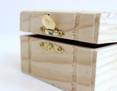 wooden chest - supply chain planning - Plex DemandCaster