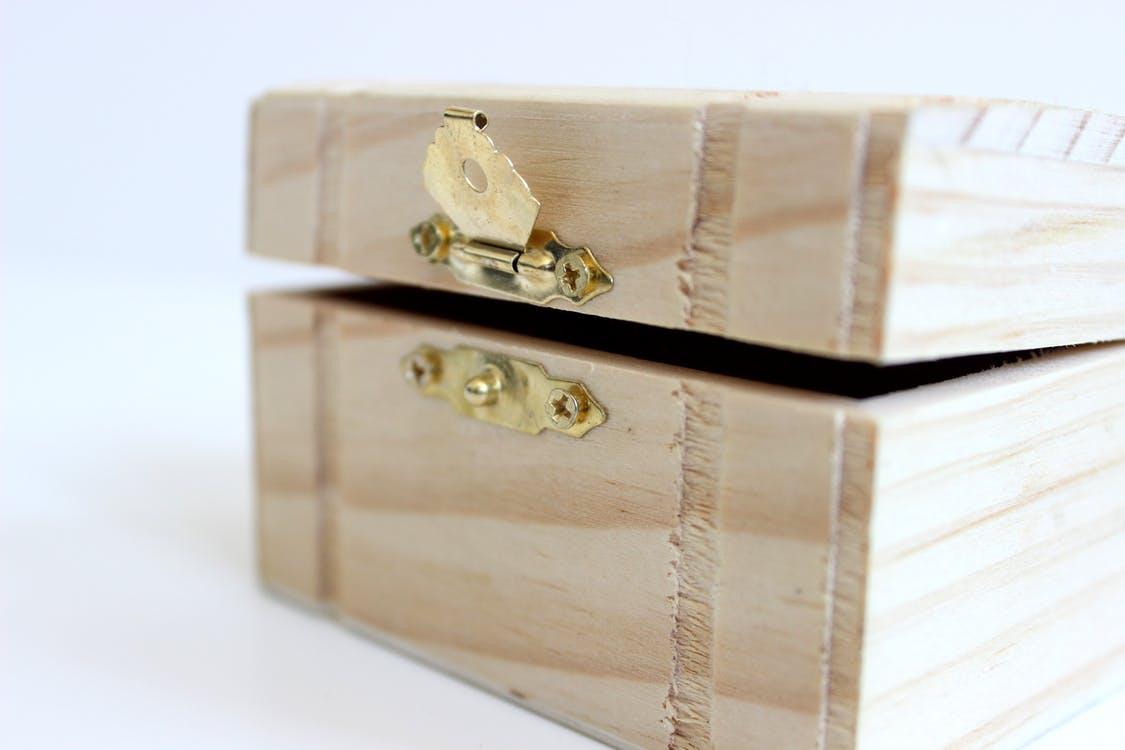 wooden chest - supply chain planning - Plex DemandCaster