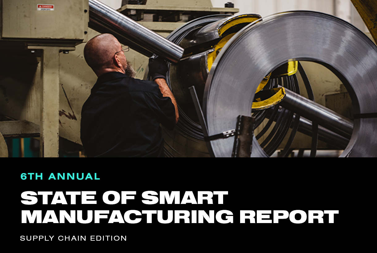 State of Smart Manufacturing: Supply Chain