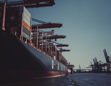 materials shipment supply chain | DemandCaster