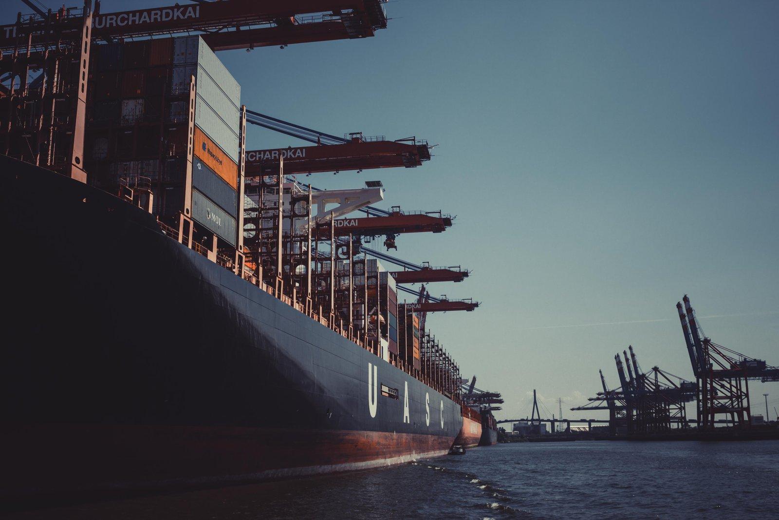 materials shipment supply chain   DemandCaster